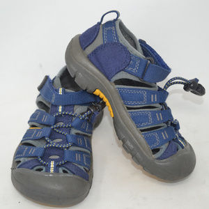 KEEN NEWPORT H2 Youth Toddler Boys Blue Sandals